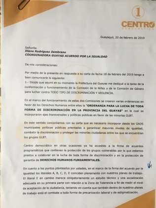 Centro democrático a traves de jorge velez firma acuerdo por la igualdad lgbt con jimmy jairala (12)