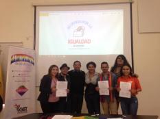 Concejal a Pachacutik Juio Neira firmó el acuerdo por la Igualdad LGBT (1)