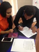 Consejales de Izquierda Democrática y Vive firman acuerdo por la igualdad LGBT (1)