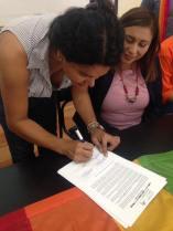 Consejales de Izquierda Democrática y Vive firman acuerdo por la igualdad LGBT (3)