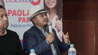 Firma Acuerdo Por la Igualdad Paola Pabon prefecta y Federacion ecuatoriana de organizaciones LGBT (12)