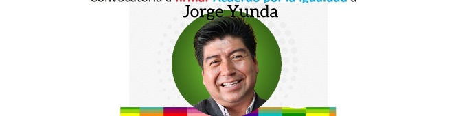 Se convoca a Jorge Yunda a firmar el AcuerdoLGBT
