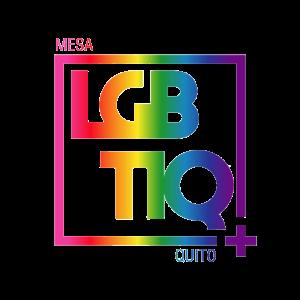 Logo mesa LGBT quito png