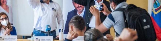 Activistas denuncian al candidato Gerson Almeida por supuesta violencia política y degénero