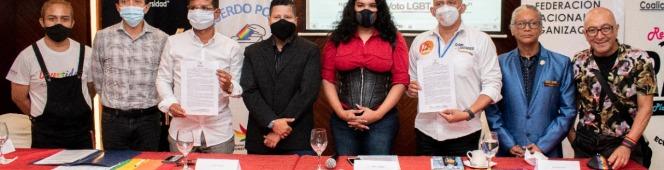 Movimiento GLBTI pide a candidatos respetar susderechos