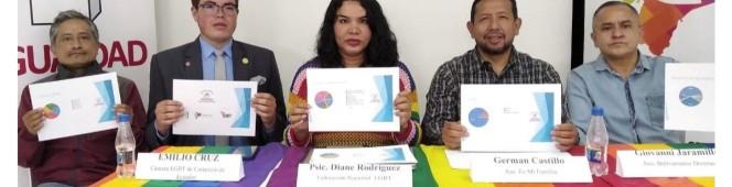 Colectivo LGBT de Ecuador se decanta por Arauz y la Izquierda segúnsondeo