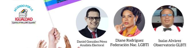 CONVERSATORIO| Análisis del #VOTOLGBT – Revisión de encuestas sectorizado a la poblaciónLGBTIQ